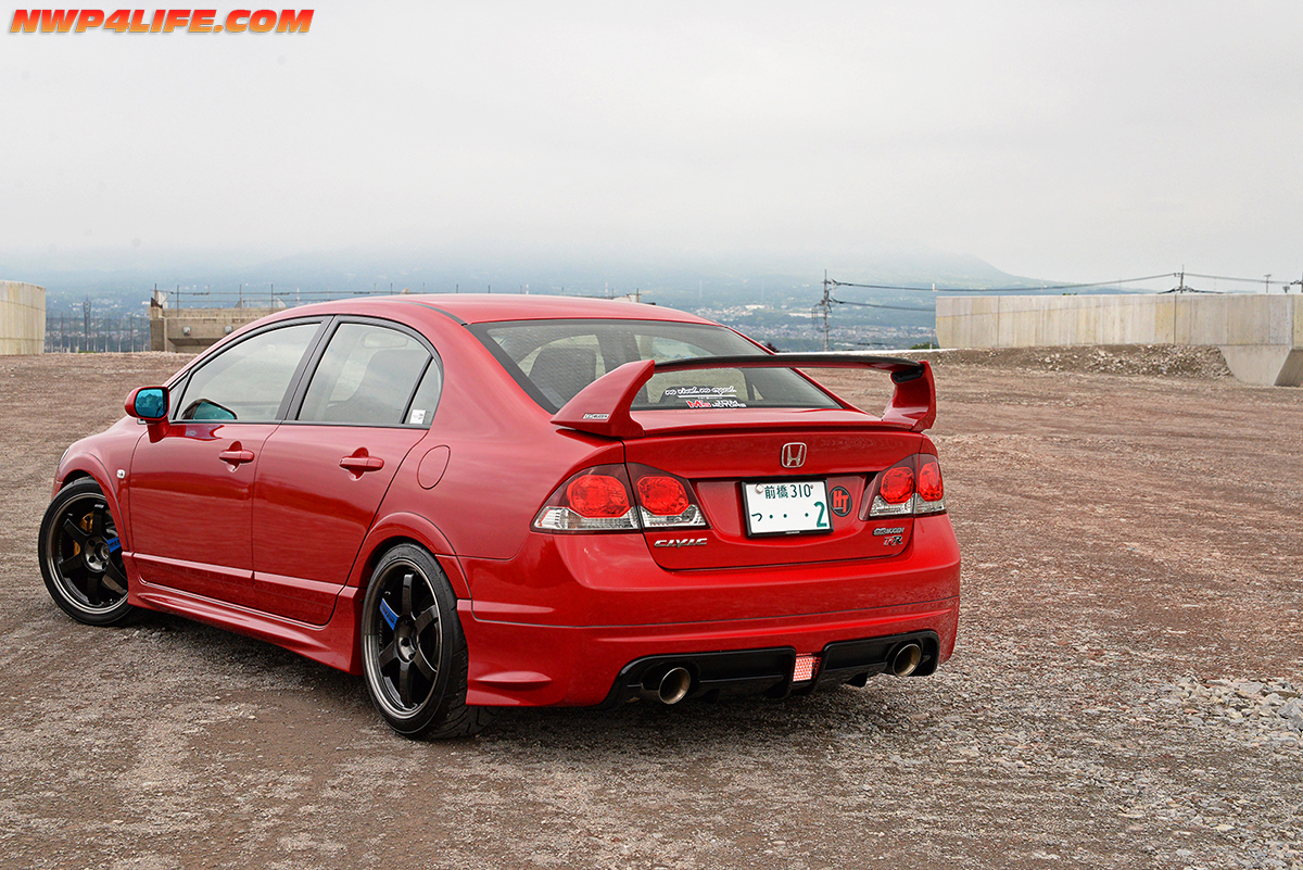 Civic Mugen Type RR