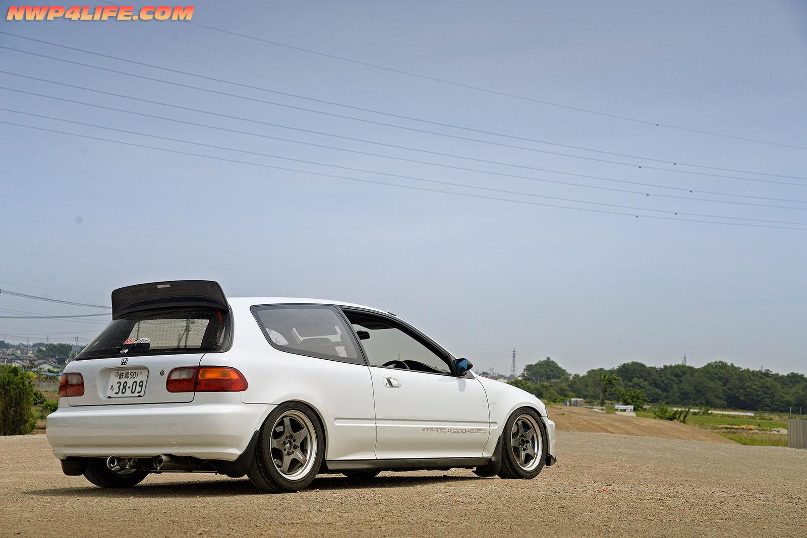 Honda Civic EG6 SiR2