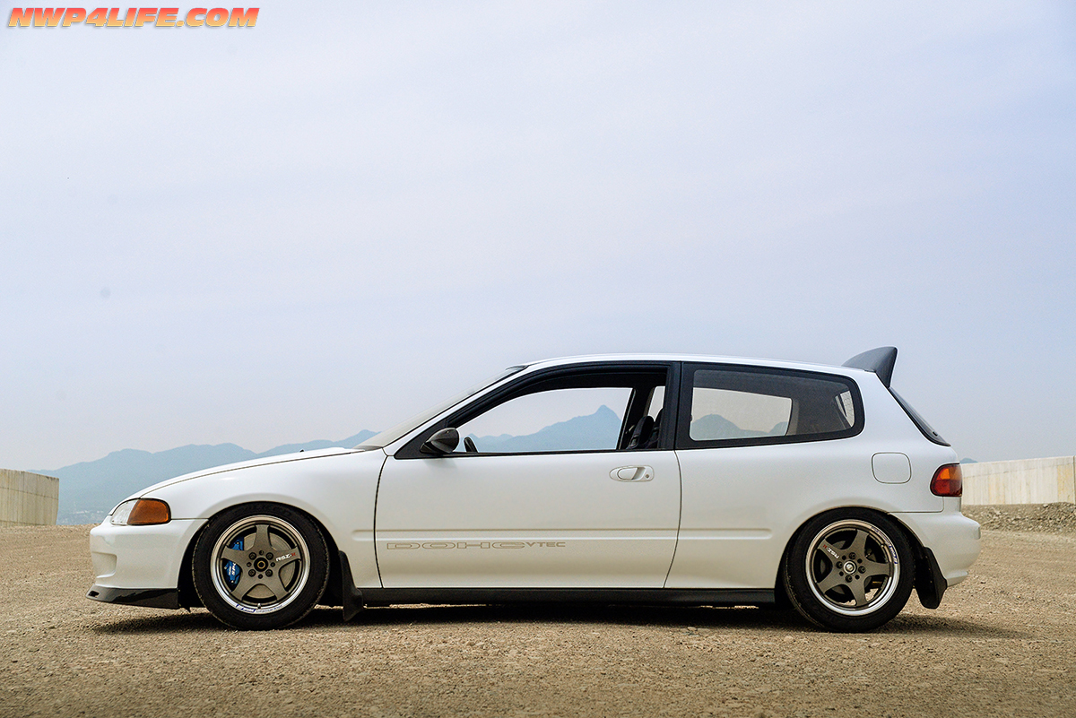Norm Reeves Honda >> Honda Civic EG6 SiR2 and Civic Mugen Type RR