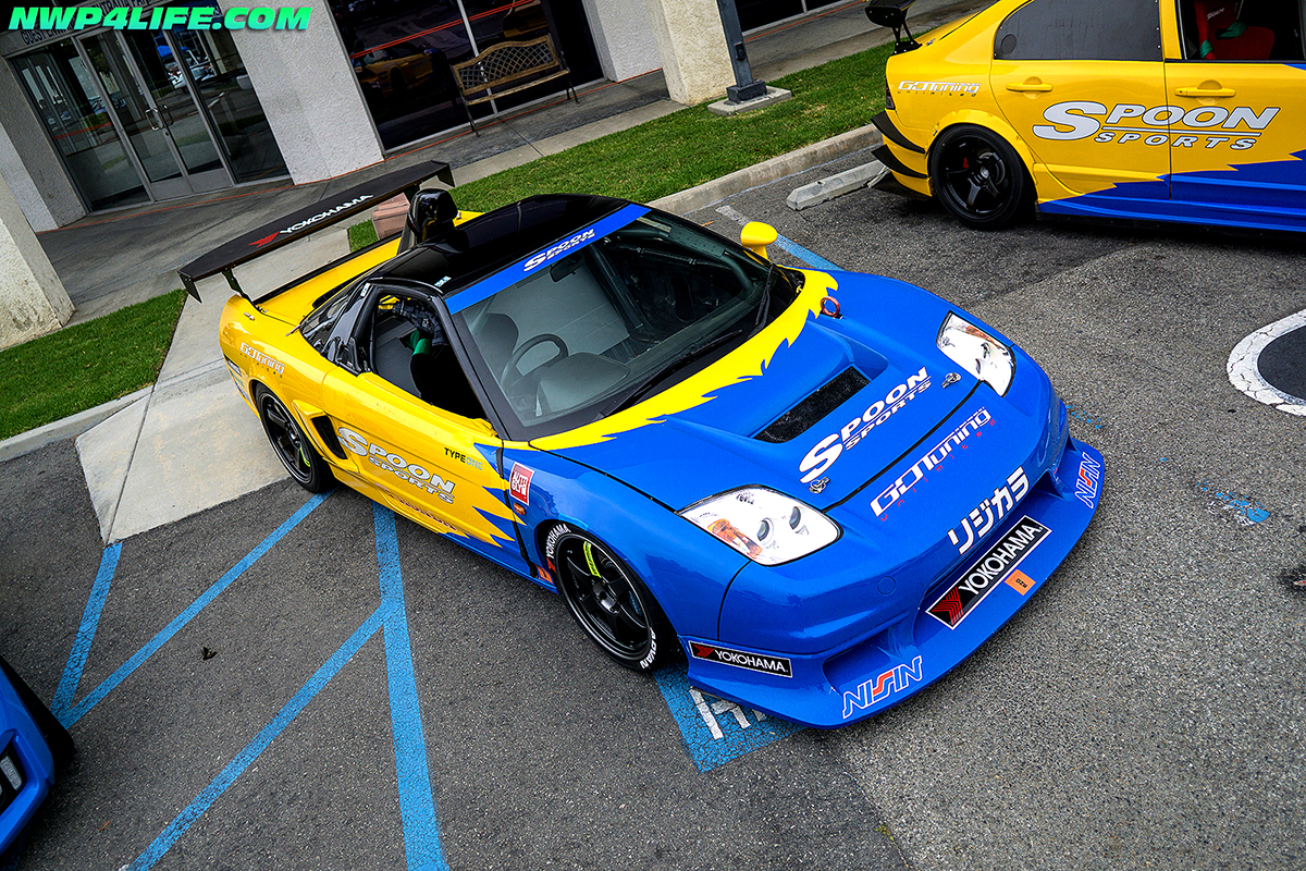 Spoon Sports NSX